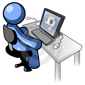 cartoon-man-using-computer-thumb4142338